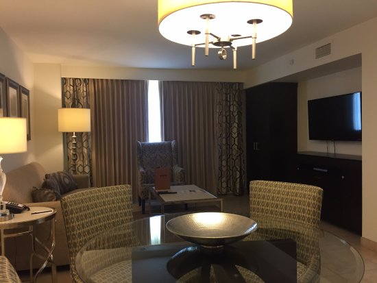 Dining And Living Room Picture Of The Grandview At Las Vegas Las Vegas Tripadvisor