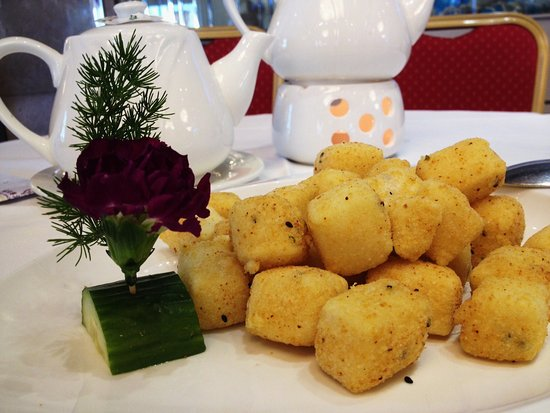 Deep fried tofu hong kong style picture of fortune terrace chinese fortune terrace chinese cuisine deep fried tofu hong kong style forumfinder Image collections