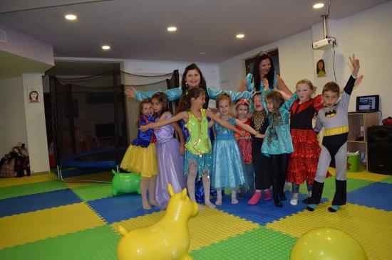 Family Bansko Coffee & Kids Club: Kids Party