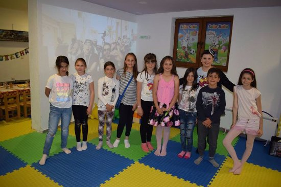 Family Bansko Coffee & Kids Club: Party