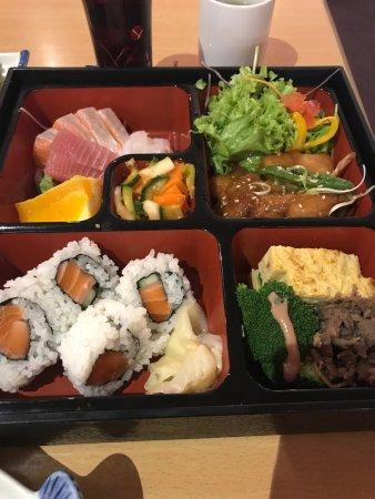 Kohan Restaurant: Bento