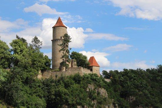 Zvikovske Podhradi, Czech Republic: Zvíkov