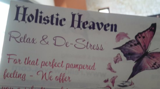 Holistic Heaven: Sue s card