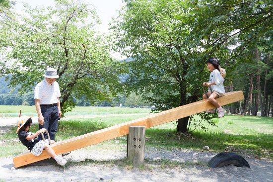 Hakuba Green Sports Forest : わんぱく広場