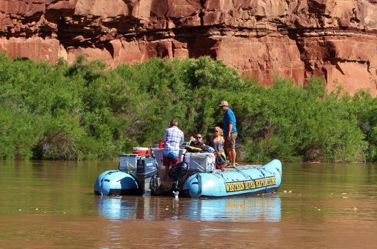 Moab Adventure Center - Day Tours: The Corvette of the Colorado!