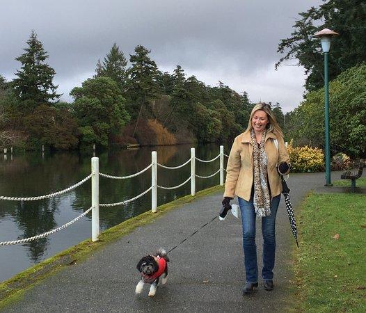 Esquimalt, Canadá: Nice walk