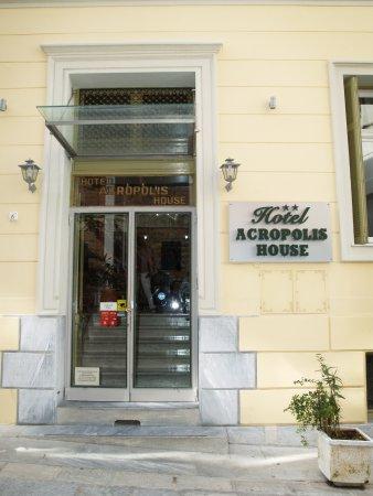 Hotel Acropolis House Photo