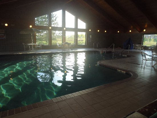 AmericInn Lodge & Suites Manitowoc: Fantastic Pool