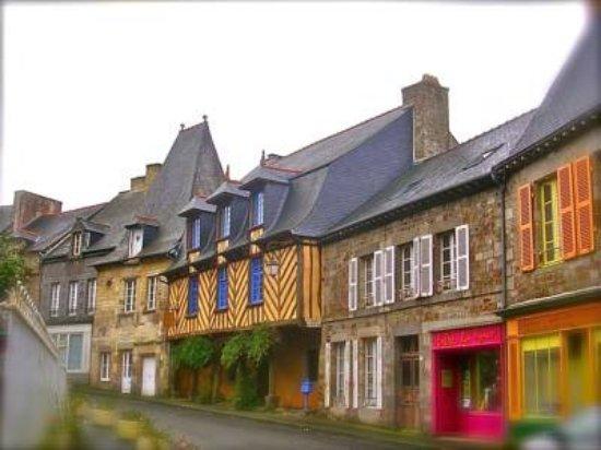 Becherel, France: Rue de la Filanderie