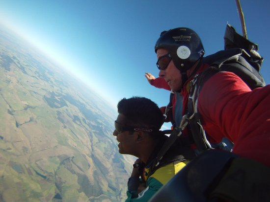 Durban Skydive Centre: The Free Fall