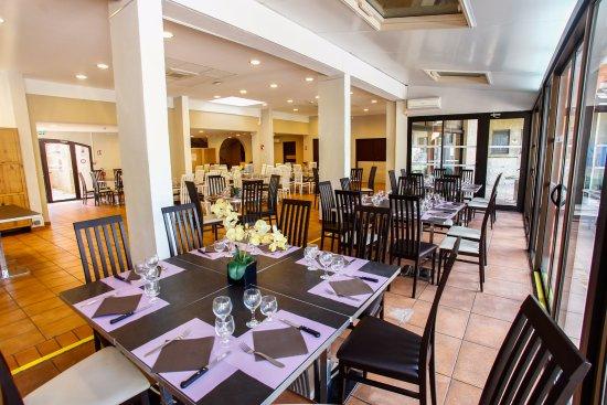 Figanieres, France: Le restaurant
