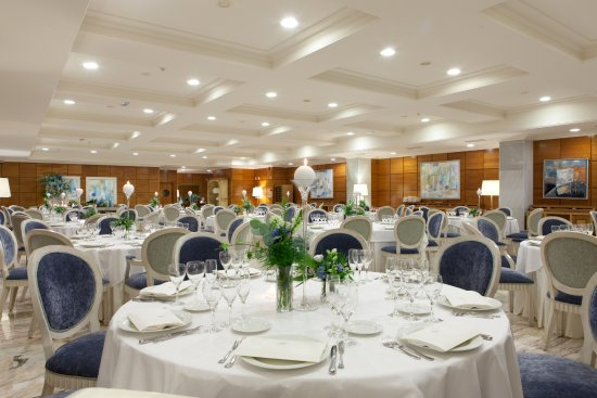 Hotel Carlos I Silgar: Comedor Carlos V