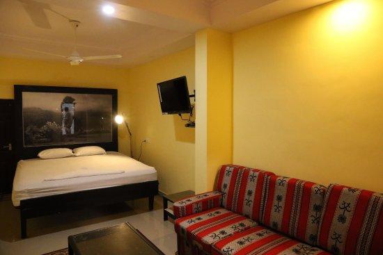 Thiruvalla, Индия: LE-GRAND AC ROOM