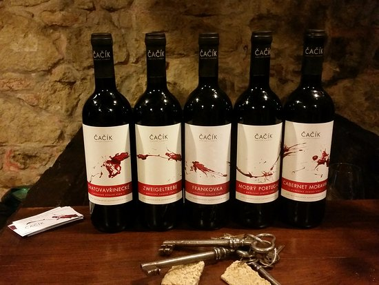 Kobylske vinarstvi Cacik