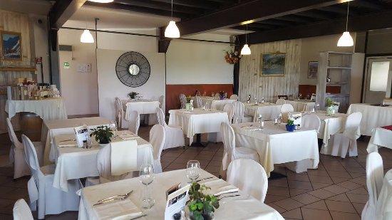Ispra, Italien: Sala Interna