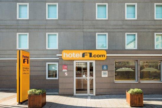 HotelF1 Roissy Aéroport CGD PN2 Photo