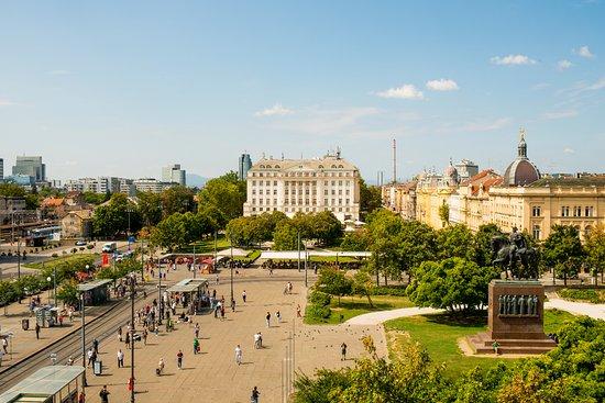 Hotel Esplanade Zagreb Luxury Hotel