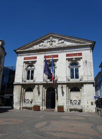 Hôtel de ville de Bourg-en-Bresse