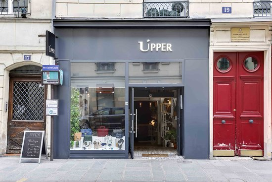 upper concept store paris restaurantanmeldelser tripadvisor. Black Bedroom Furniture Sets. Home Design Ideas