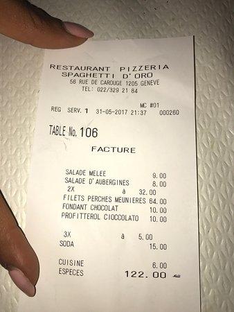 Le pire restaurant que j'ai vu dans ma vie!!!