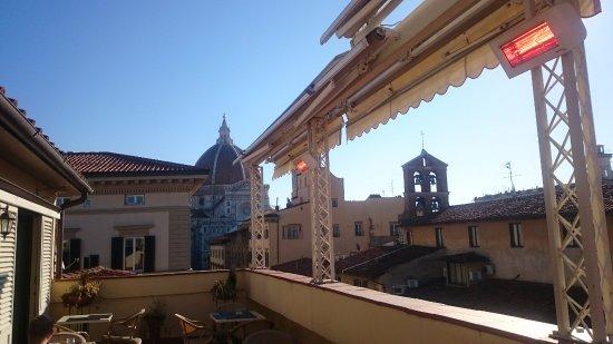Hotel Laurus al Duomo: veiw
