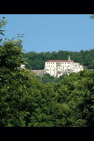 Roccamonfina Regional Park, อิตาลี: Roccamonfina