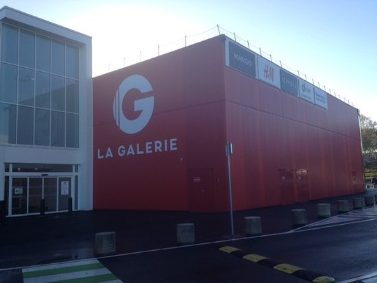 La Galerie - Geant Lanester