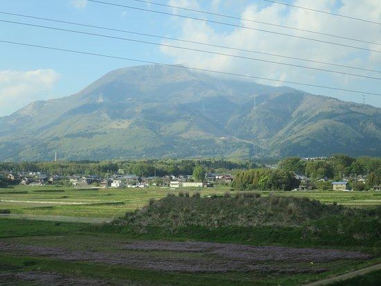 Maibara, اليابان: 伊吹山