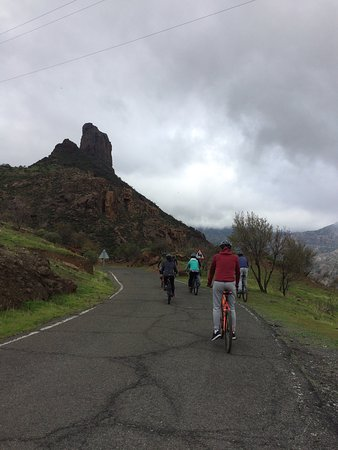 Tejeda, Spania: Bike tours
