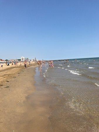 Grottamare Hotel: Spiaggia