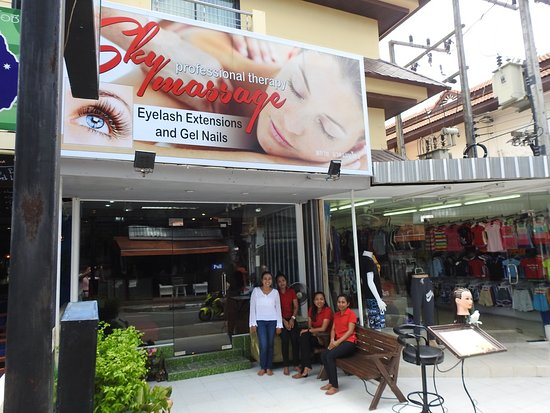 Skysalon Samui, Massage & Nails
