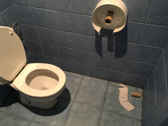 Seseña Nuevo, España: WC für Männer