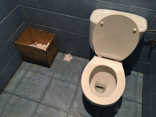 Seseña Nuevo, España: WC 2 ebenfalls für Männer