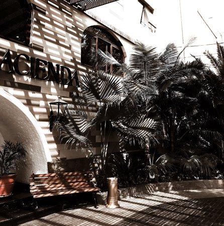 La Hacienda Miraflores: la hacienda