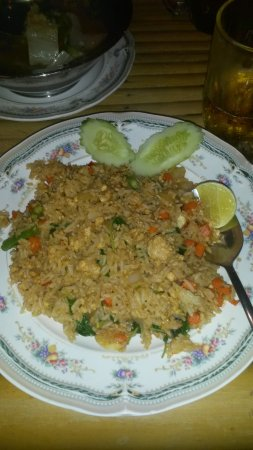 Aree BaBa: Special fried rice