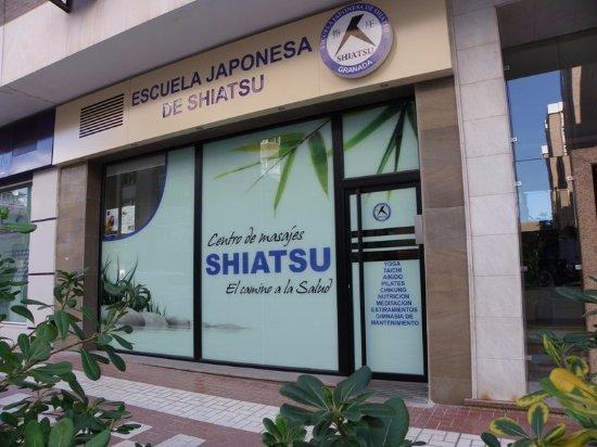 Escuela Japonesa de Shiatsu Granada
