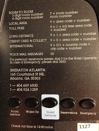 Sheraton Atlanta Hotel: photo4.jpg