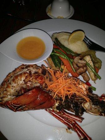 Lobster from Lobster Shack