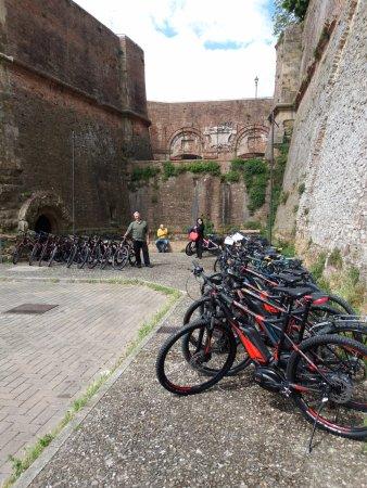 Siena, Italia: we are ready