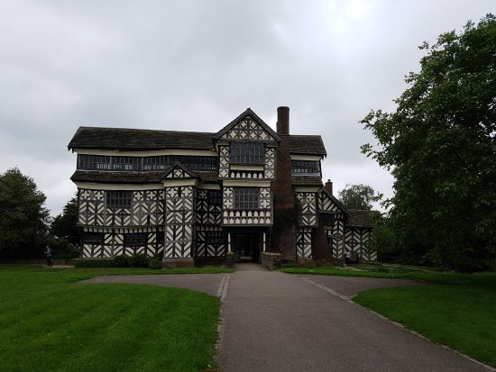 Congleton, UK: Little Moreton Hall