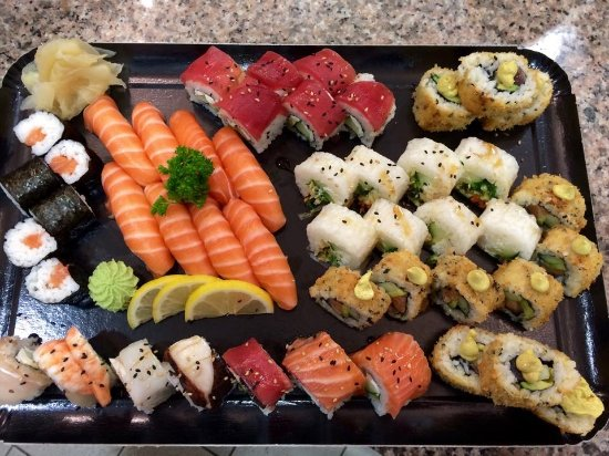 Restaurant Sushi St Raphael