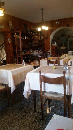 Ristorante Ristorante Pizzeria Bar Tomasi In Genova Con