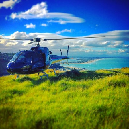 Garden City Helicopters: Mount Herbert for 360 degree incredible views of Canterburys coastline