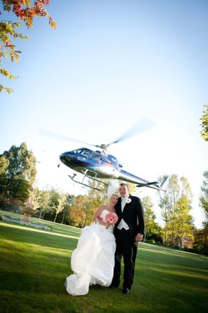 Garden City Helicopters: Weddings with GCH Aviation