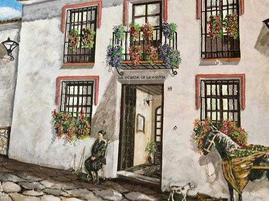 El Gastor, Spanien: La Posada de Abuela