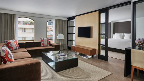 Four Seasons Hotel Bogota : One Bedroom Suite