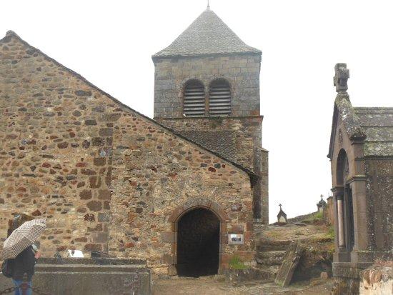 Église du Chastel de Saint-Floret