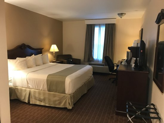Thorofare, Nueva Jersey: Best Western Philadelphia South - West Deptford Inn