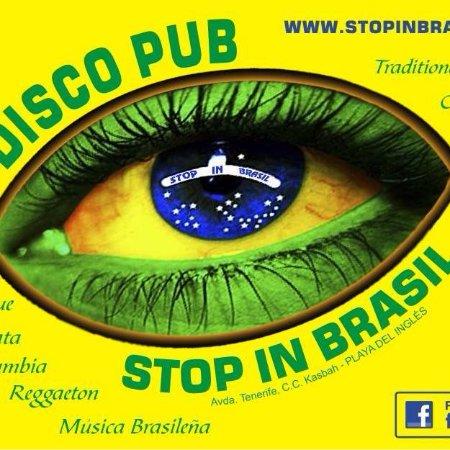 Stop in Brasil