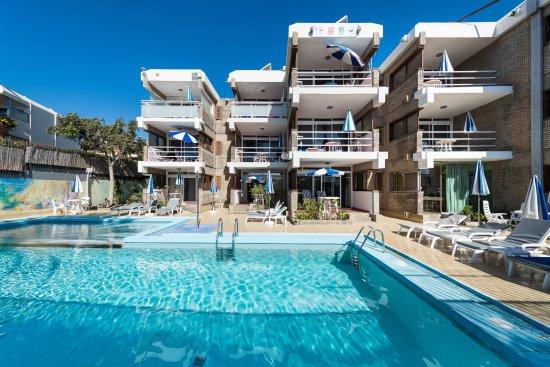 Apartamentos El Paseo, hoteles en Playa del Inglés